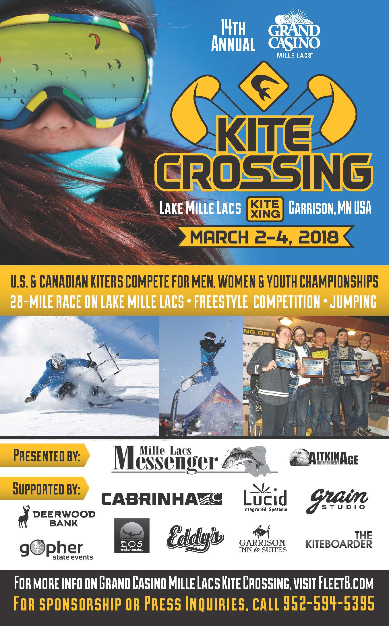 Kite Crossing 2018